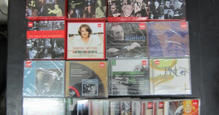 EMI クラシック CD セット 大量 まとめて 中古品 管理⑭