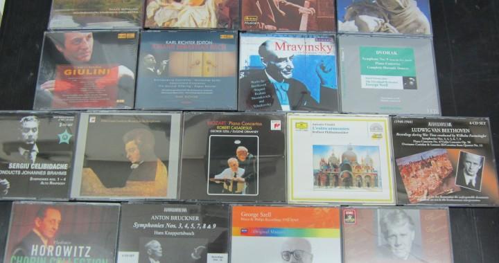 クラシック CD セット 大量 まとめて 中古品 管理⑮