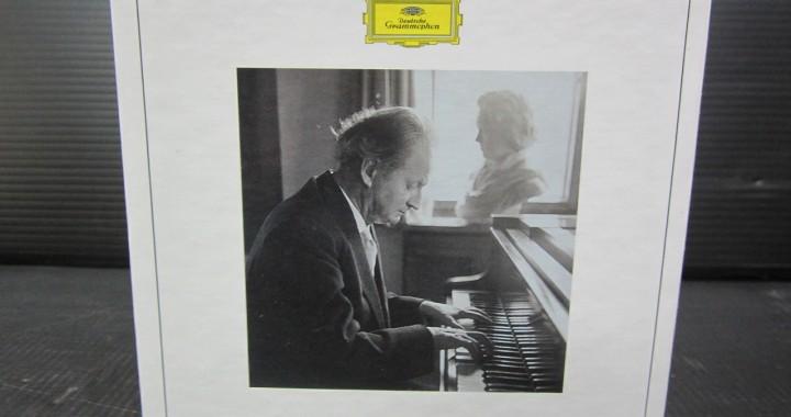 ヴィルヘルム・ケンプ Wilhelm Kempff CD 35枚組 中古品