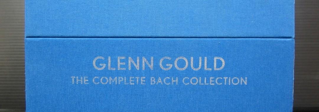 グレン・グールド Glenn Gould Bach Collection CD38枚+DVD6枚 中古品