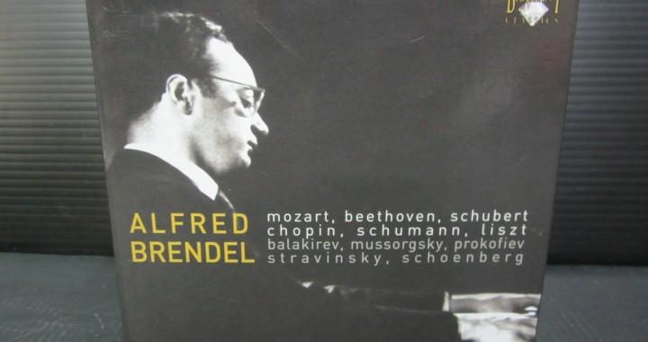 アルフレッド・ブレンデル Alfred Brendel CD 35枚組 中古品