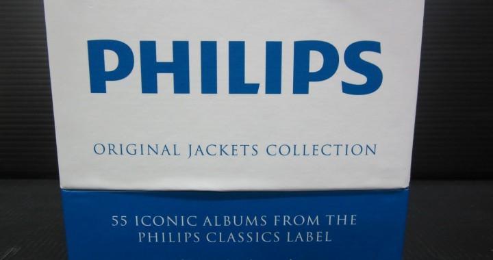 フィリップス Philips CD 55枚組 中古品