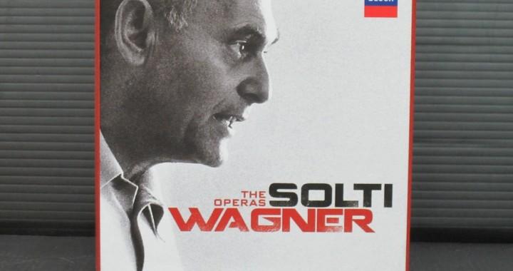 ワーグナー・オペラ・ボックス CD 36枚組 中古品