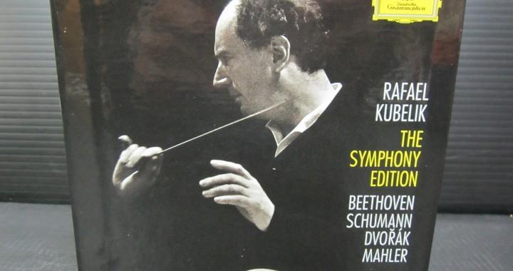 クーベリック Rafael Kubelik CD 23枚組 中古品