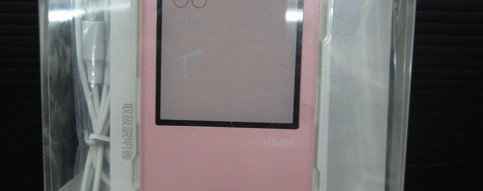 未使用品 iriver オールインプレーヤー E150 4GB