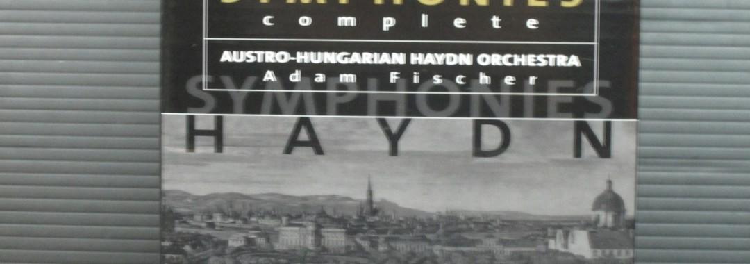 ハイドン Haydn Symphonies Complete CD 33枚組 中古品