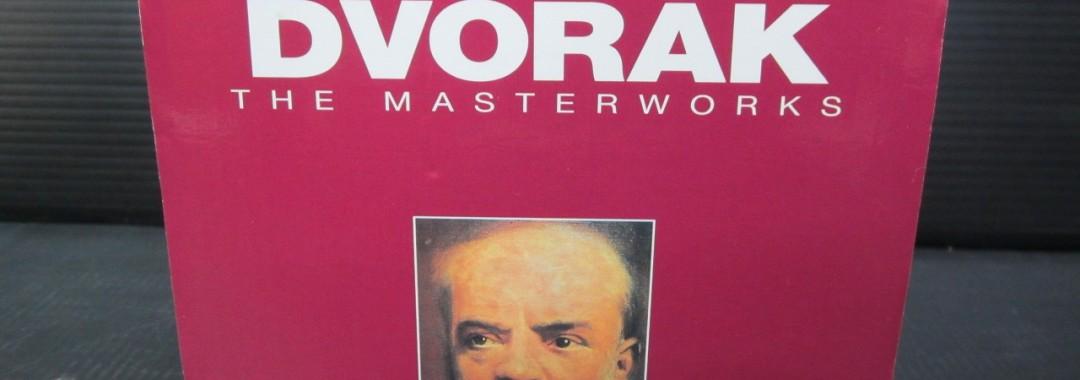 ドヴォルザーク DVORAK CD 40枚組 中古品