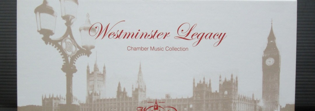 Westminster Legacy CD 59枚組 中古品