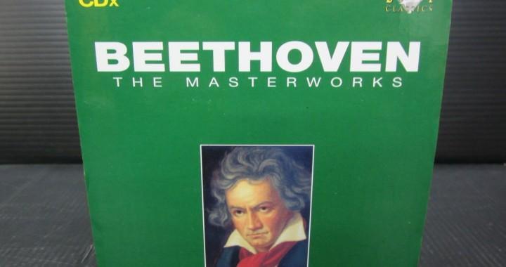 ベートーヴェン BEETHOVEN CD 40枚組 中古品