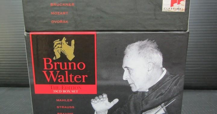ブルーノ・ワルター Bruno Walter CD 39枚組 中古品