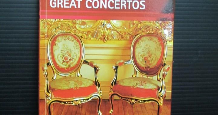 クラシック DVD GREAT CONCERTOS 10枚組 中古品